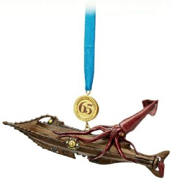 Disney 20,000 Leagues Under the Sea Legacy 65th Anniversary Ornament